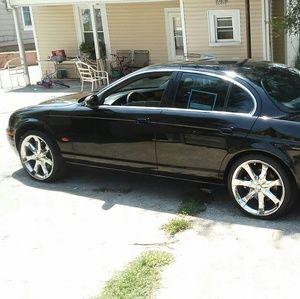 2007 s type jaguar